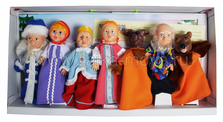 Кукла в кукольный театр своими руками