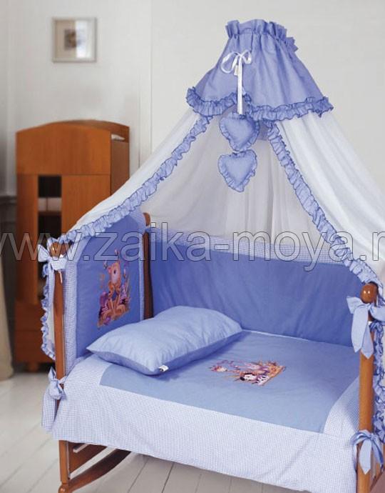 Фото балдахина на детскую кроватку своими руками