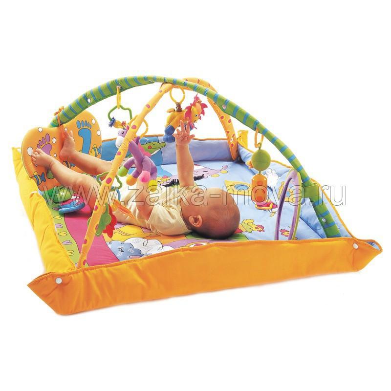 Развивающий коврик для детей от 0 до 3 лет своими руками фото
