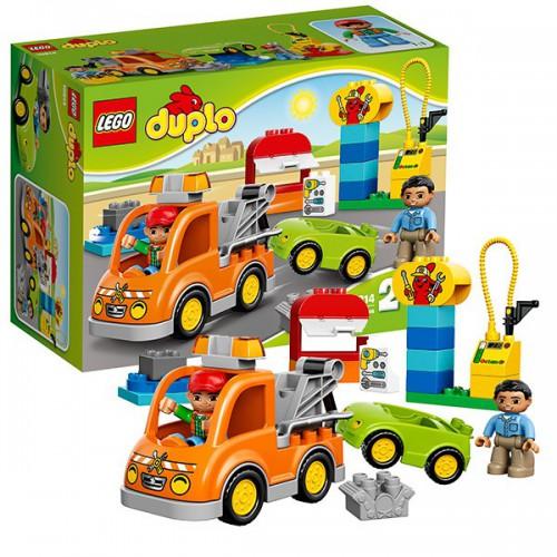 Lego Duplo Буксировщик Арт. 10814