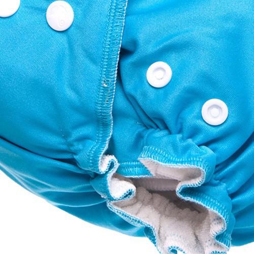 7328580cd423 Многоразовый подгузник GlorYes Classic+ Синий, 3-18 кг, два вкладыша, Арт.  Dia2-Cla-10