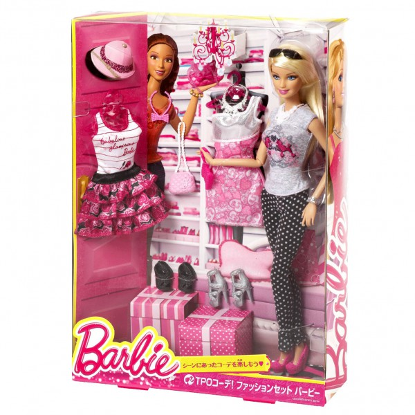 Куклы барби с одеждой которую сшили