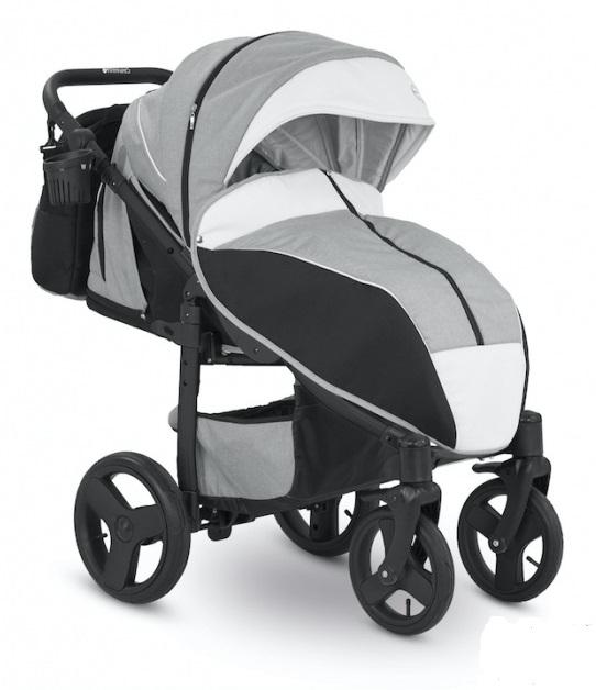 2d3e54218549f8 Прогулочная коляска Camarelo Elf Black Collection - Интернет-магазин ...